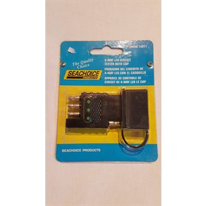 4-way LED Circuit Tester With cap