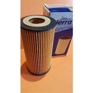 Premium marine oil filter