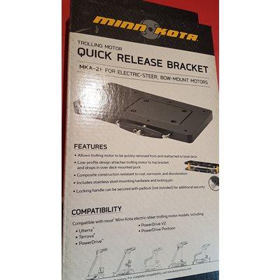 MKA-21composite quick release