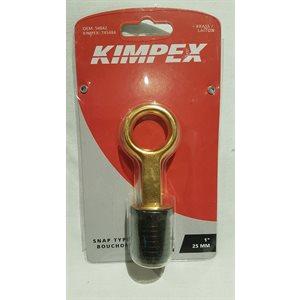 Bouchon de vidange à pression 1'' / 25mm Kimpex