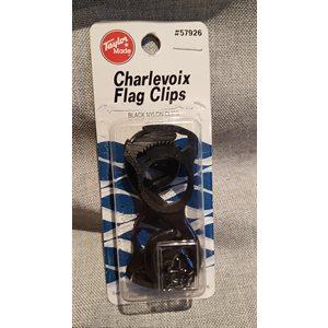 Flag clip