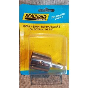 Bimini top hardware 7 / 8'' Seachoice